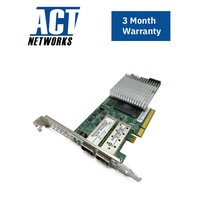 HP 624499-002 QLE8242-HP 10GbE Dual Port SFP+ Converged Network Adapter