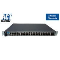 HP J9775A 2530-48G 48-Port Layer 2 Managed Gigabit Switch